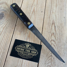 Load image into Gallery viewer, Vintage CARBON STEEL Filleting KNIFE T6761