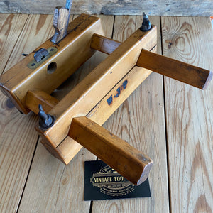 Antique FRENCH Boxwood PLOUGH Plane Y1792