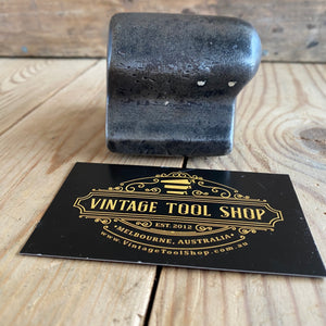 Vintage PANEL BEATERS dolly metalworking tool T504