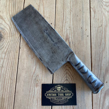 Load image into Gallery viewer, Vintage Chinese all metal CLEAVER T3559