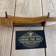 Load image into Gallery viewer, Antique BEECH wooden spokeshave T419