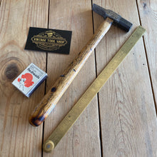 Load image into Gallery viewer, Vintage EARLY Warrington cross peen HAMMER T4850