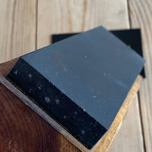 Load image into Gallery viewer, Vintage HARD black Arkansas by SMITHS natural sharpening STONE A48