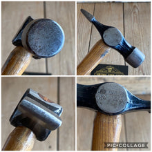 Load image into Gallery viewer, Vintage STANLEY England Cross Peen HAMMER T5129