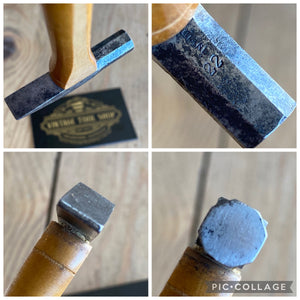 Vintage tiny English Jewellers Metalworking CLOSING Hammer T7402