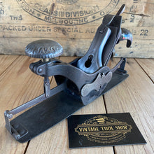 Load image into Gallery viewer, Antique STANLEY USA No:113 COMPASS Plane T7392