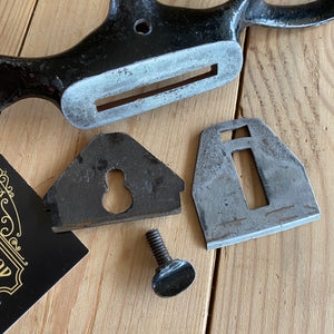 Antique PRESTON No:1390H ornate spokeshave T4096