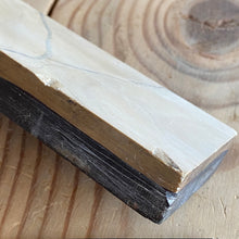 Load image into Gallery viewer, Vintage Belgian COTICULE waterstone WHETSTONE natural sharpening stone hone A53