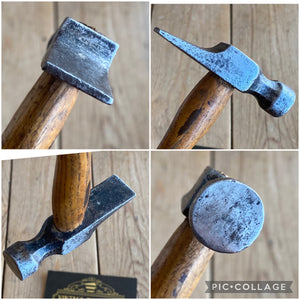 Vintage EXETER Pattern Warrington cross peen HAMMER T6138