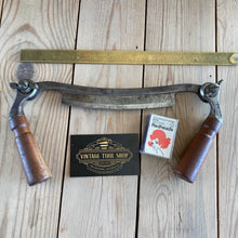 Load image into Gallery viewer, Antique WILKINSON USA wood shaving DRAWKNIFE T6917
