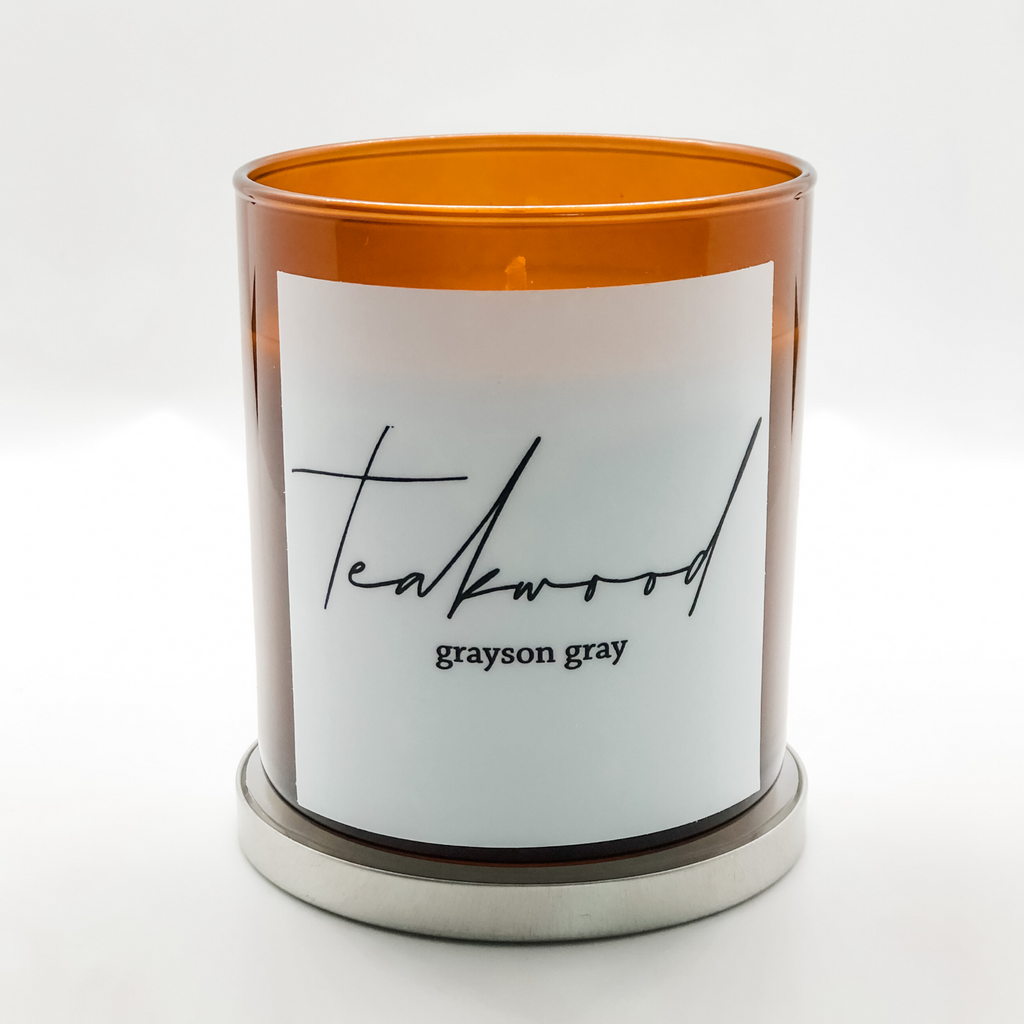 GG Teakwood Candle