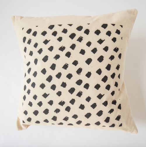 Paint Drop Pillow