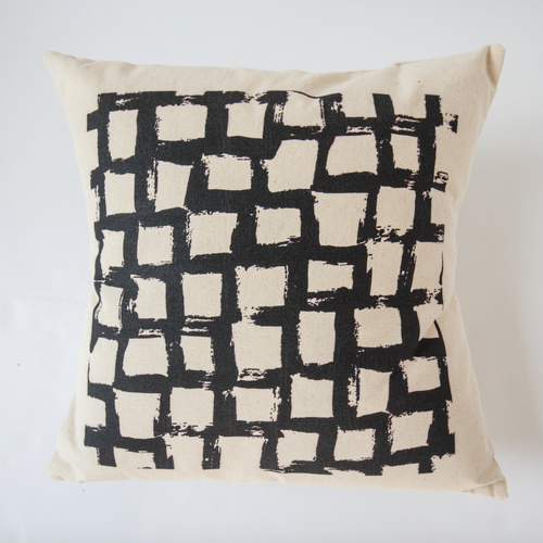 Checkerboard Pillow