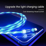 Streaming Light Magnetic Charging Cable