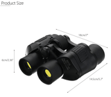 OptikLens™ 60x60 HD Night Vision Binoculars - Outdoor Tactical 3000M Magnification For Camping, Hiking, Bird Watching