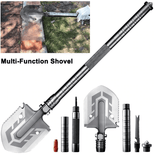 23-in-1 Multi-Purpose Tactical Shovel and/or 12 Inch Survival Axe