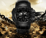 Aidis™ LED 5-in-1 Military/Survival, 30M Waterproof Sports Watch with Survival Tools (+ Gift Box )