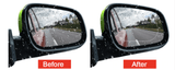 Clearer Mirror Anti-Fog Shield
