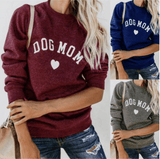 Soft & Cozy Dog Mom Sweatshirt