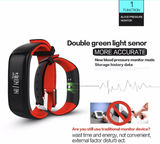 Train-Right™ Blood Pressure Blue Tooth Smart Watch & Heart Rate Monitor For iPhone & Android