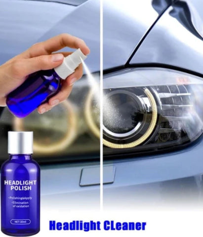 Amazing Headlight Cleaning Polish