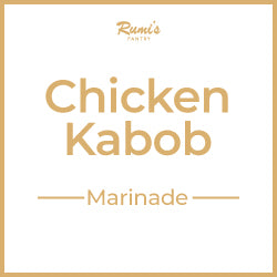 Rumi's Chicken Kabob Marinade