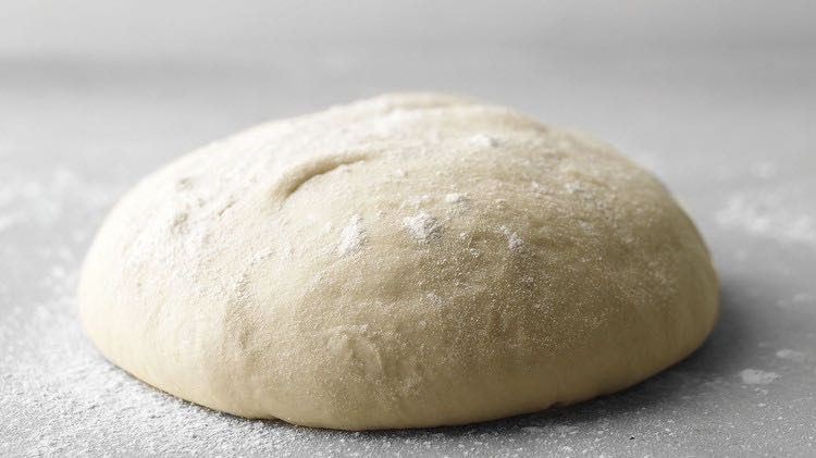 Rumi's Bread Dough