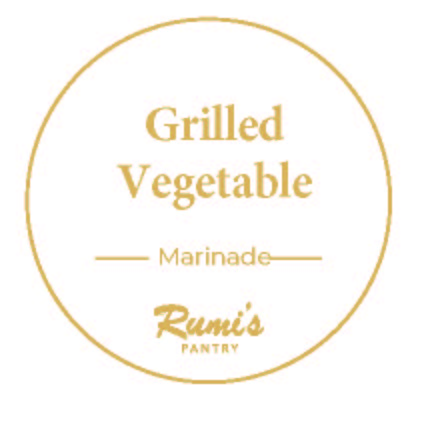 Rumi's Grilled Vegetable Marinade