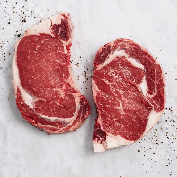 USDA Choice Beef Delmonico Ribeye Steak 12 oz. (8 per case)