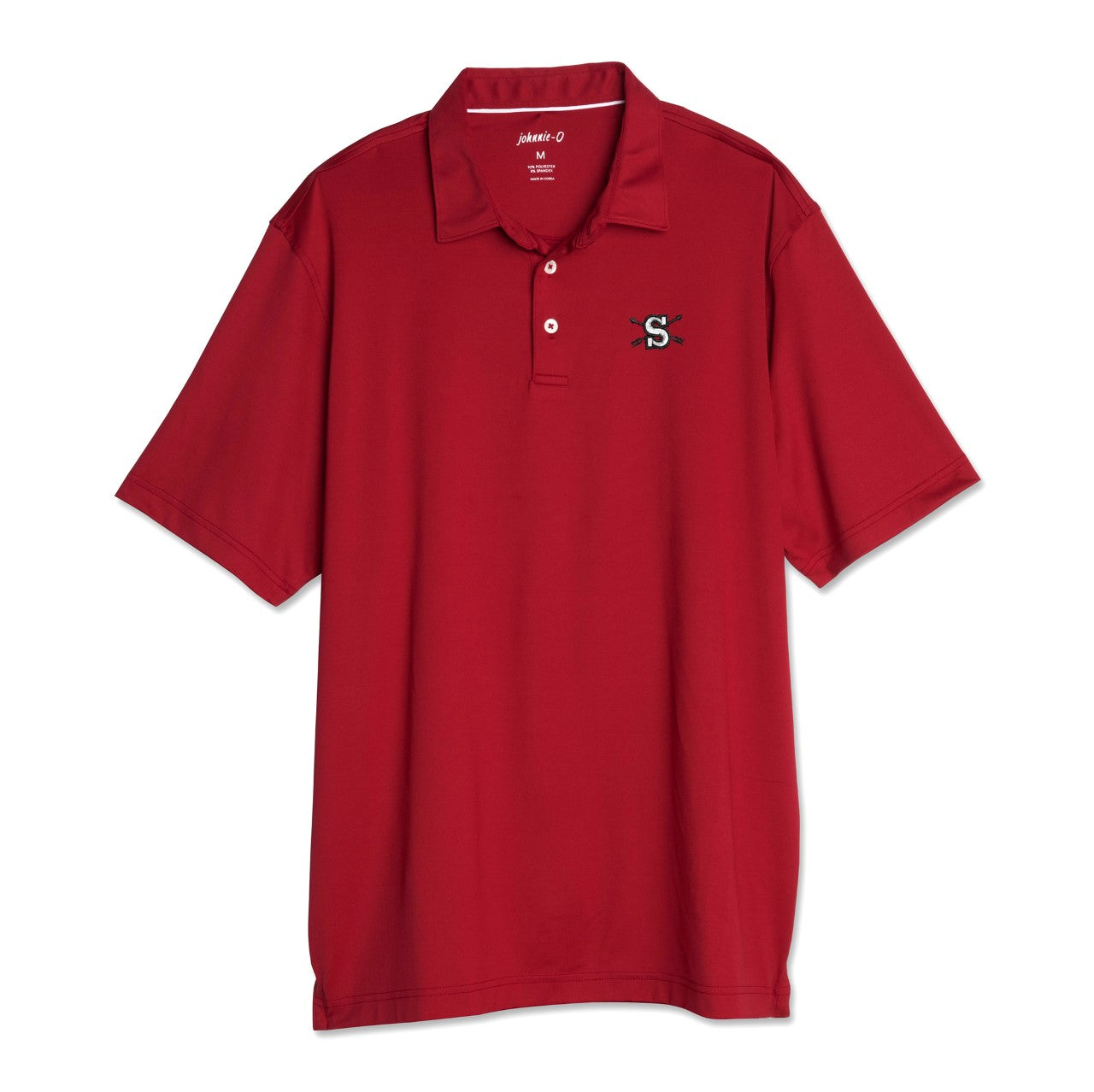 Golf Shirt -Johnnie'O- Birdie - Crimson
