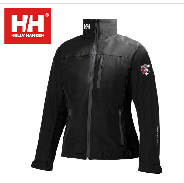Jacket - Helly Hansen - Womens CREW MIDLAYER JACKET