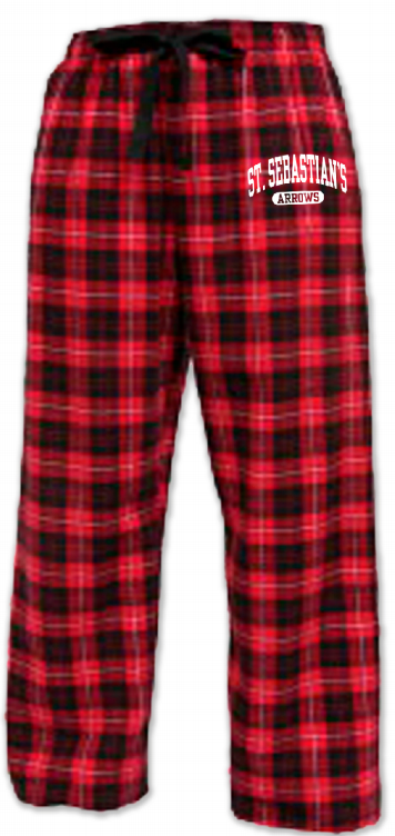 Pajama Bottoms - Flannel