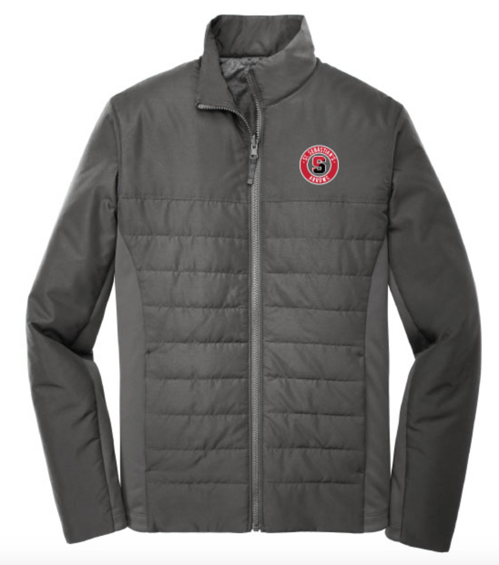 Jacket - Men's Insulated Puff Jacket