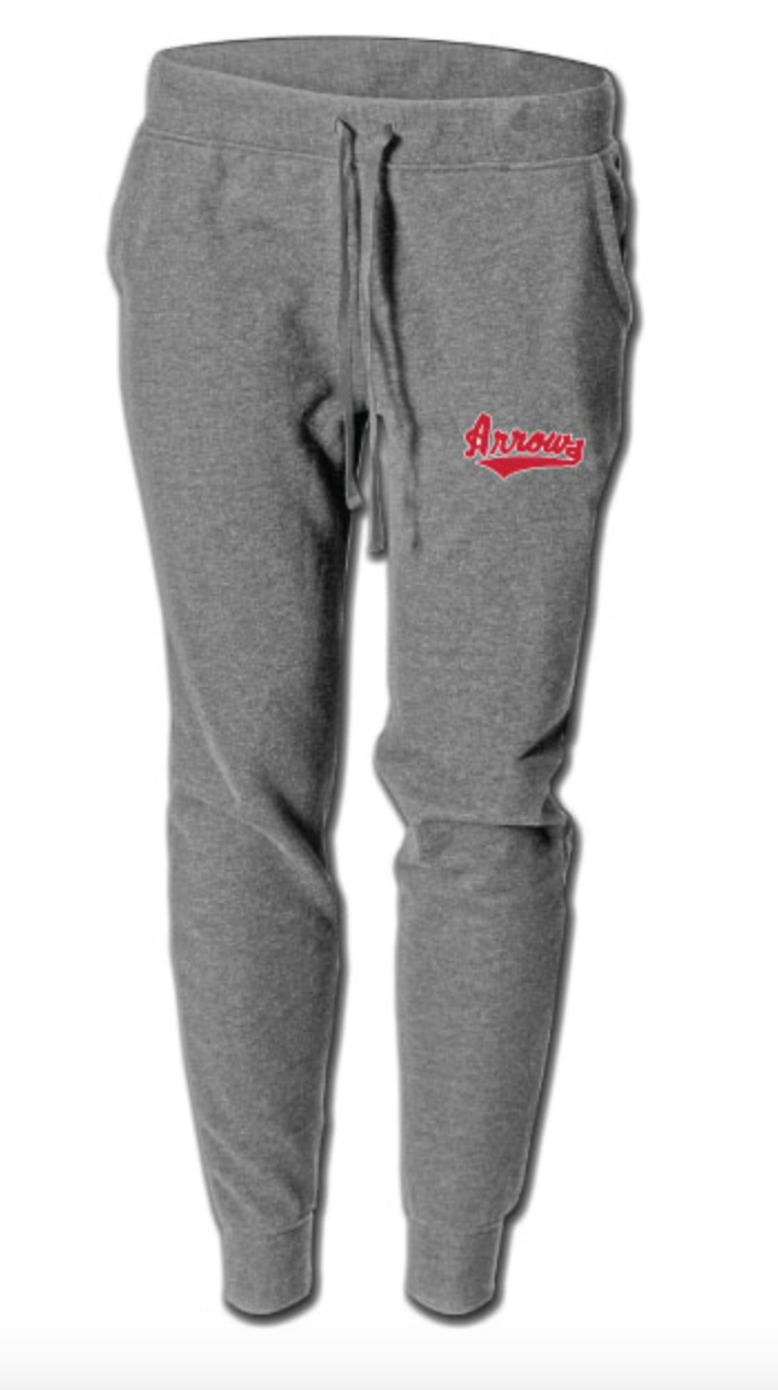 Sweatpants - Joggers - Cotton Grey