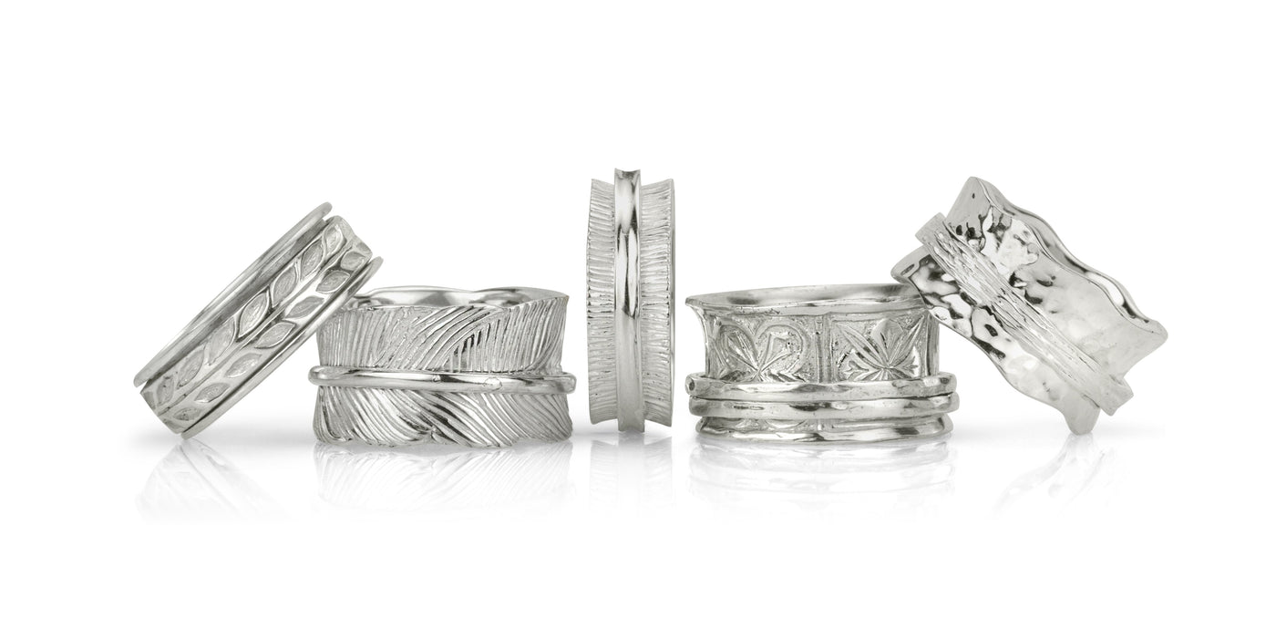 Silver Serenity Collection