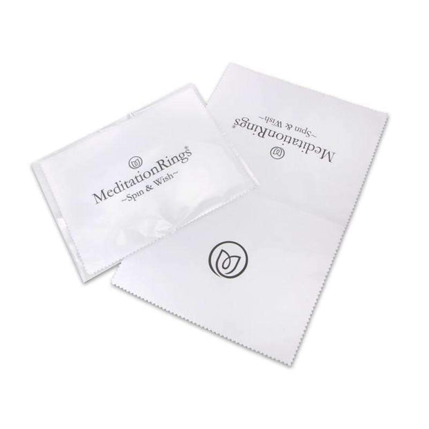 MeditationRings Cleaning Cloth - MeditationRings