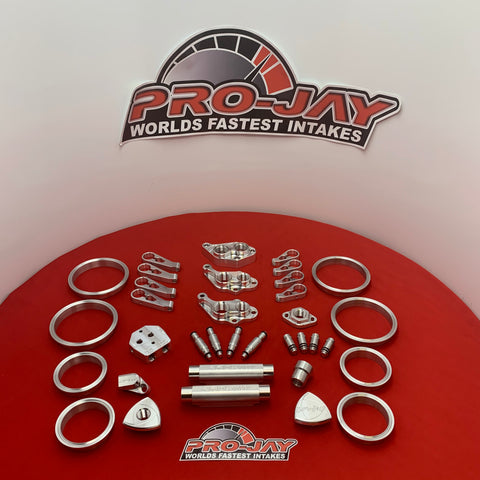 Pro-Jay Billet Accessories