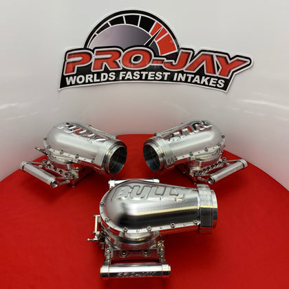 Pro-Jay Bully 4 Barrel Throttle Body