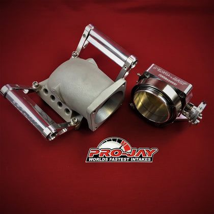 Pro-Jay Mustang Throttle Body Adapter (MTBA) Elbow
