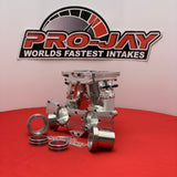 Pro-Jay Full Peripheral 13B 2nd Gen 4 Barrel Intakes Manifold