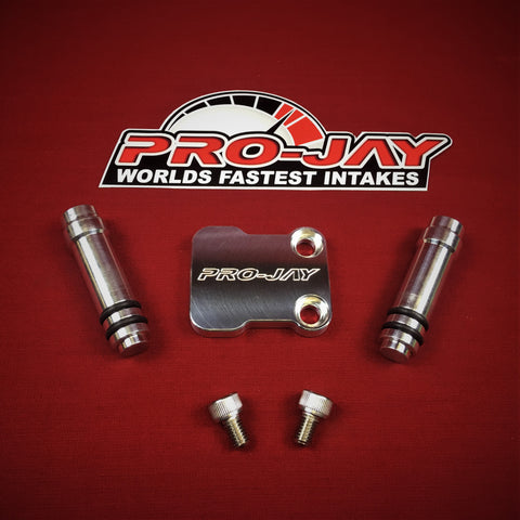 Mazda RX7 2nd Gen 86-92 EFI Injector Block Off Kit