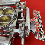 Pro-Jay 4 Barrel Throttle Cable Bracket Kit