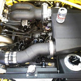 Mazda 13B Twin Turbo Typhoon intake system with 8 injector port and a 90mm throttle body