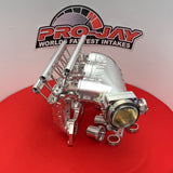 Pro-Jay Mazda 20B Full Peripheral 18 Injected Billet Bully Intake Manifold