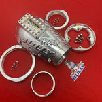 Pro-Jay Bully Pro Hat - Top Burst Panel to a Low-Pro 4 Barrel Throttle Body & Adapter Kit