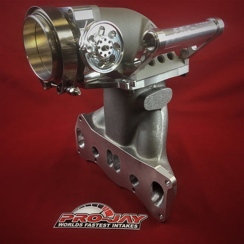 Pro-Jay MTBA - 4 Barrel Intake and Throttle Body Combo