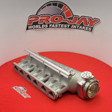 Toyota 2JZ-GTE 12 Injector Port Casted Aluminum Intake Manifold