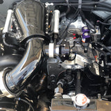 Pro-Jay 8 Injector 4 Barrel Bully Throttle Body & Billet Hat Combo
