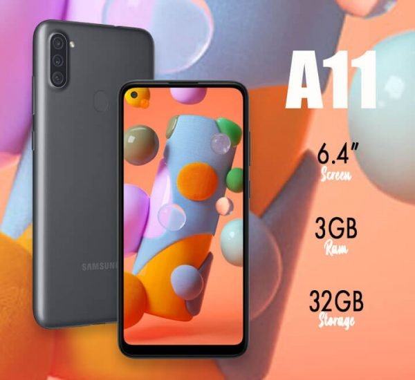 PHONE A11 (BRAND NEW IN BOX)
