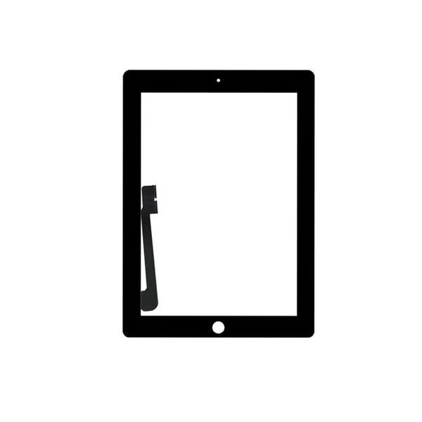 DIGITIZER IPAD 3 BLACK - dfw cellphone and parts